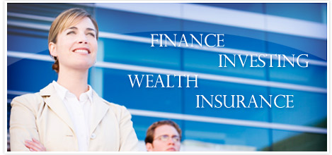 Finance, Investing, Wealth, Insurance