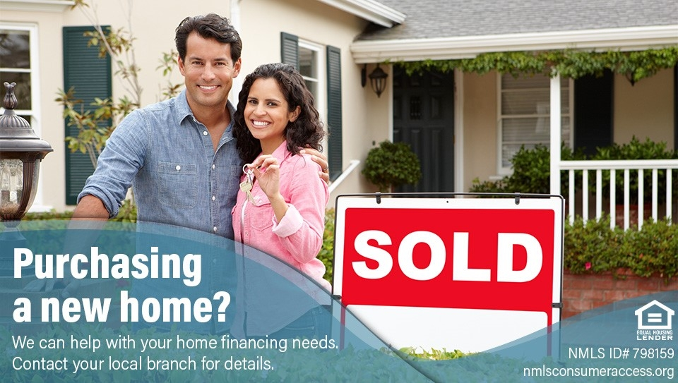 Purchasing a new home? We can help.